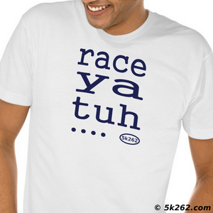 running shirt picture: Race ya tuh ...